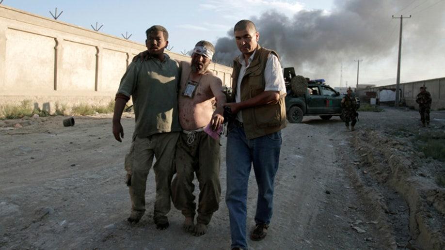 fbe81460-APTOPIX Afghanistan