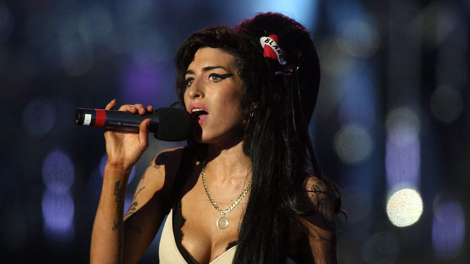Amy Winehouse Died Of Alcohol Poisoning  Second Inquest