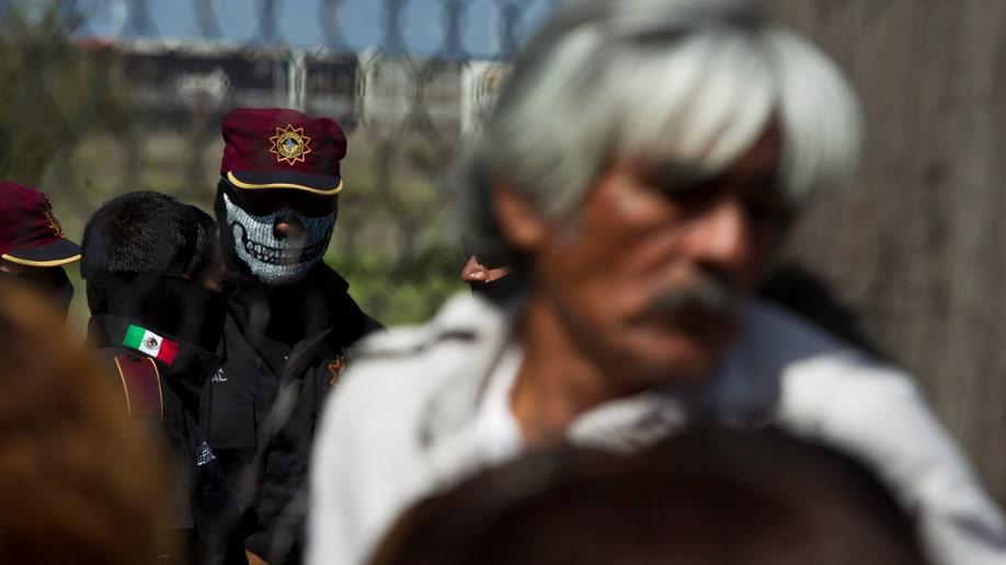 acc0042e-APTOPIX Mexico Prison Riot