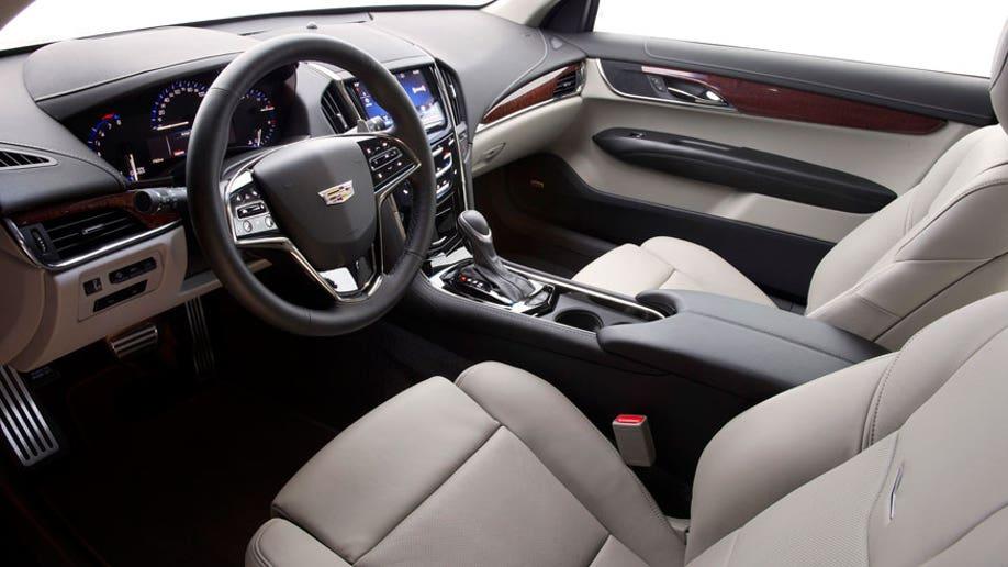 03749908-2015 Cadillac ATS Coupe