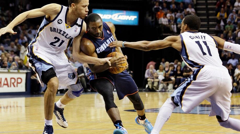 Bobcats Grizzlies Basketball