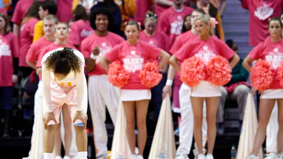 Kentucky Tennessee Basketball