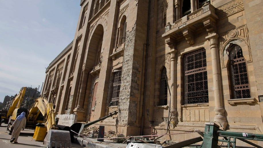 141ecec1-Mideast Egypt Islamic Museum