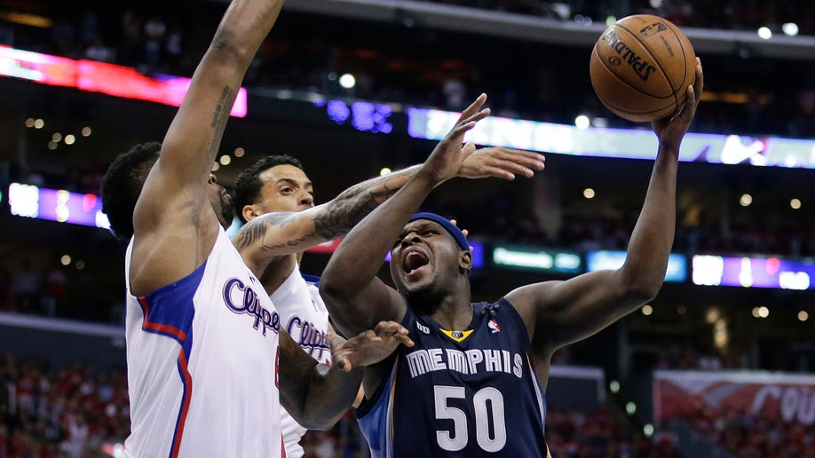 83e4c423-Grizzlies Clippers Basketball