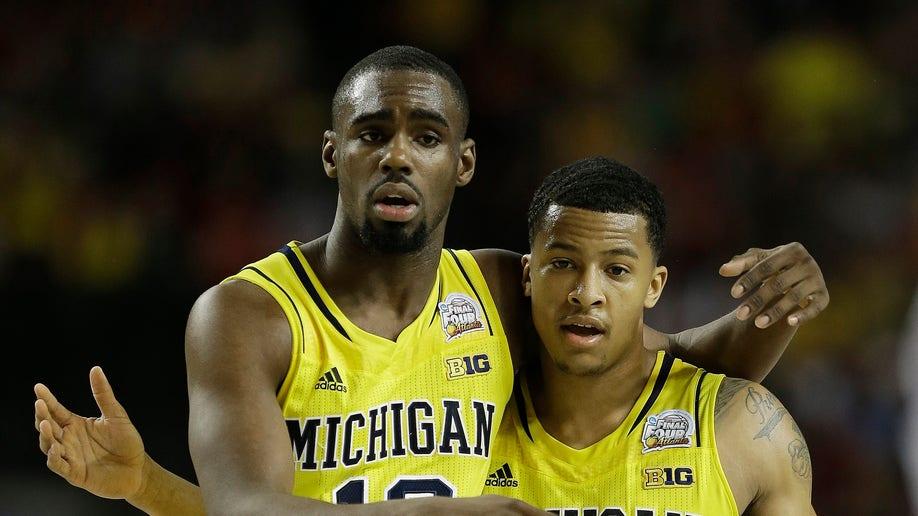 2f669c0f-NCAA Final Four Michigan Syracuse Basketball