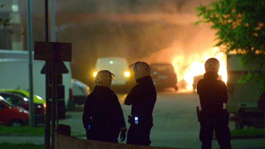 Sweden Riots
