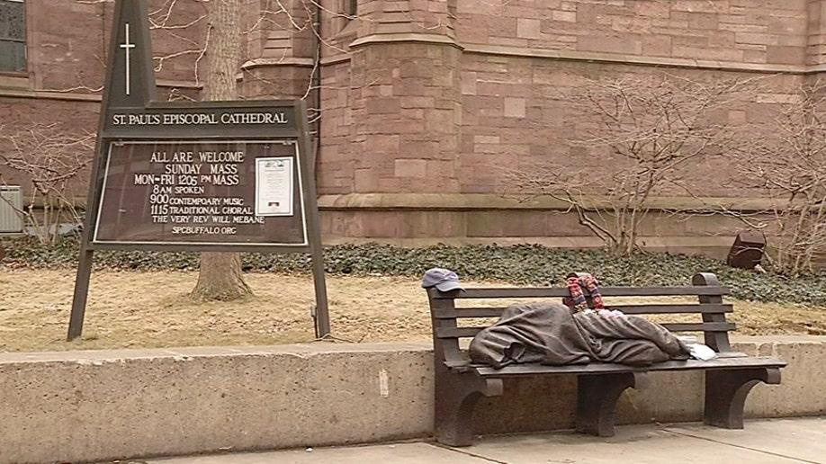 4fd328d5-Homeless Jesus Statue