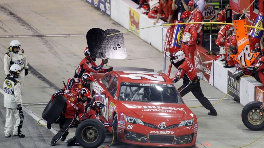 1bbaca18-NASCAR Darlington Auto Racing