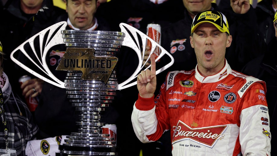 NASCAR Daytona Sprint Unlimited Auto Racing