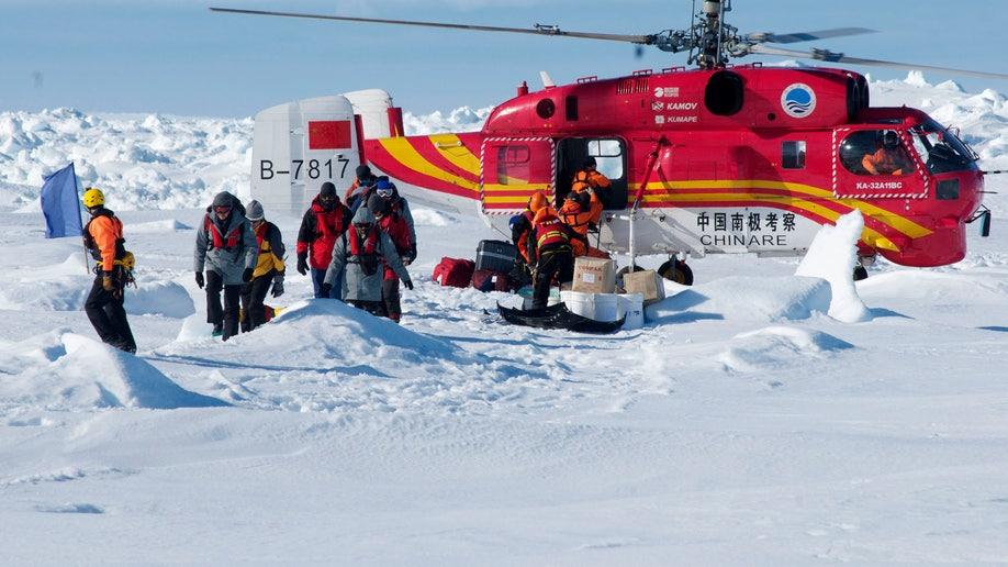 fc807bf5-Antarctica Icebound Ship