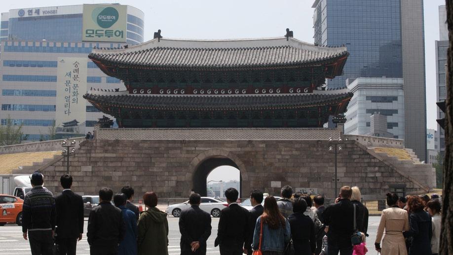 South Korea Landmark Reopening