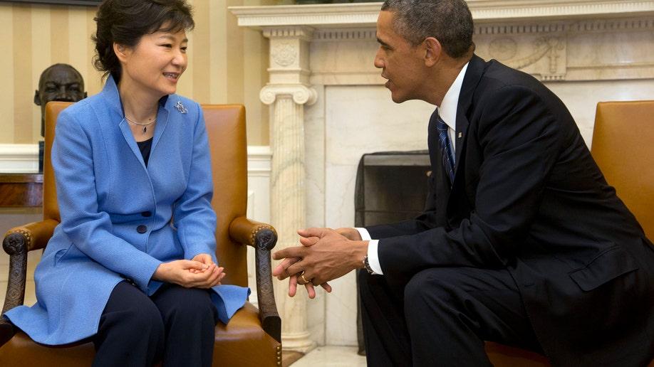 Obama South Korea