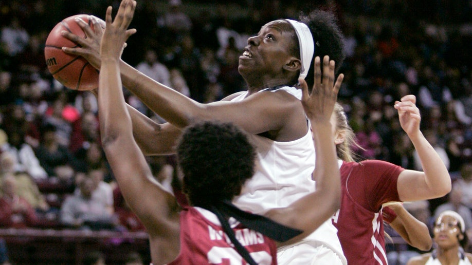 Alabama South Carolina Basketball