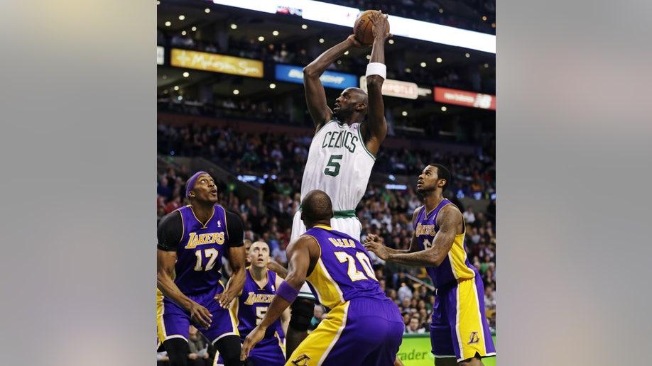 18433a4e-Lakers Celtics Basketball