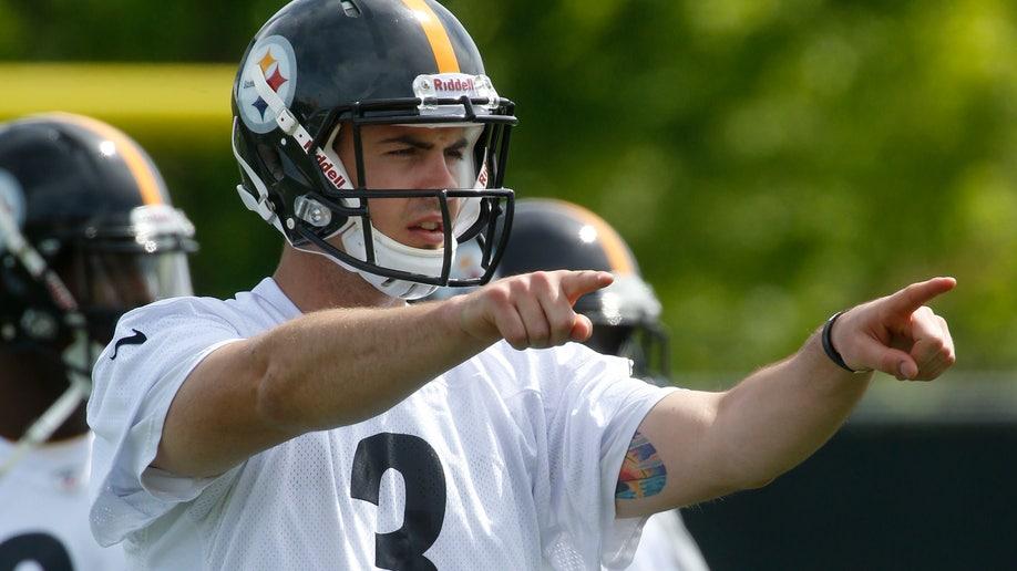 de3a0db7-Steelers Rookies Football