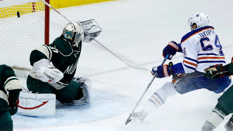 Oilers Wild Hockey