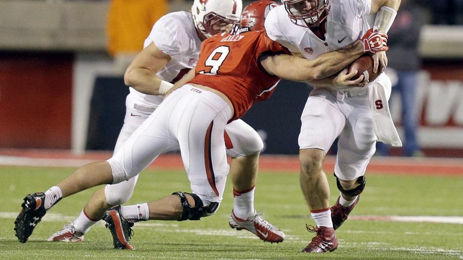 Stanford Utah Football
