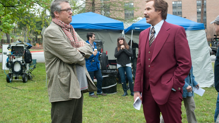Film Anchorman 2