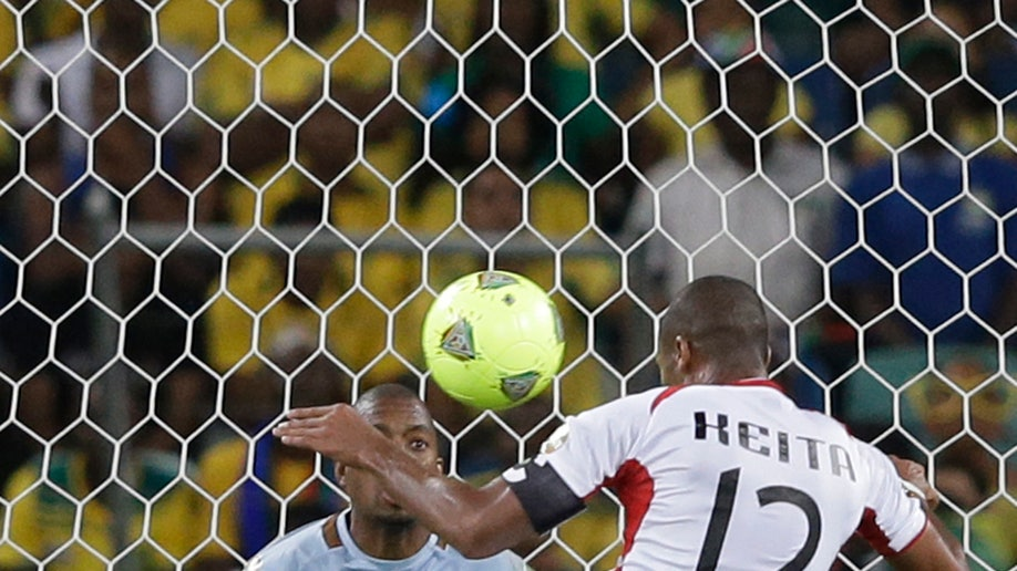 APTOPIX South Africa African Cup Soccer