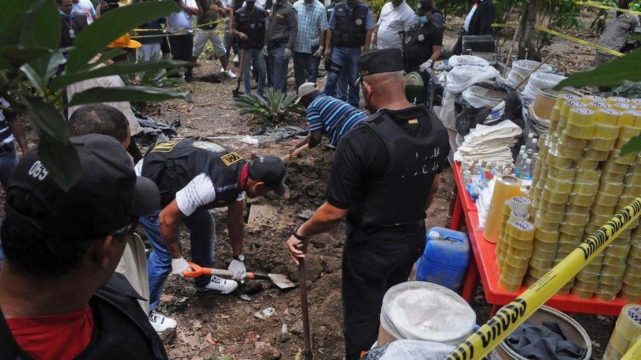 908b6345-Dominican Republic Caribbean Drug War