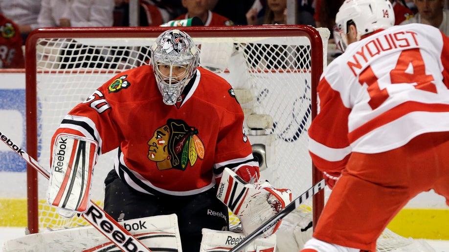 c9ce7bad-Red Wings Blackhawks Hockey