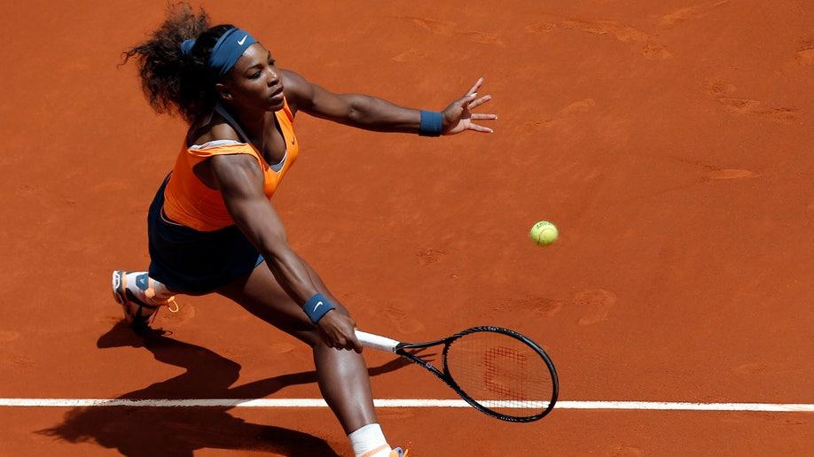8866218d-Spain Madrid Open Tennis