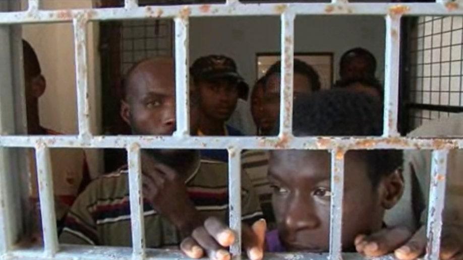 Mideast Libya Illegal Migrants