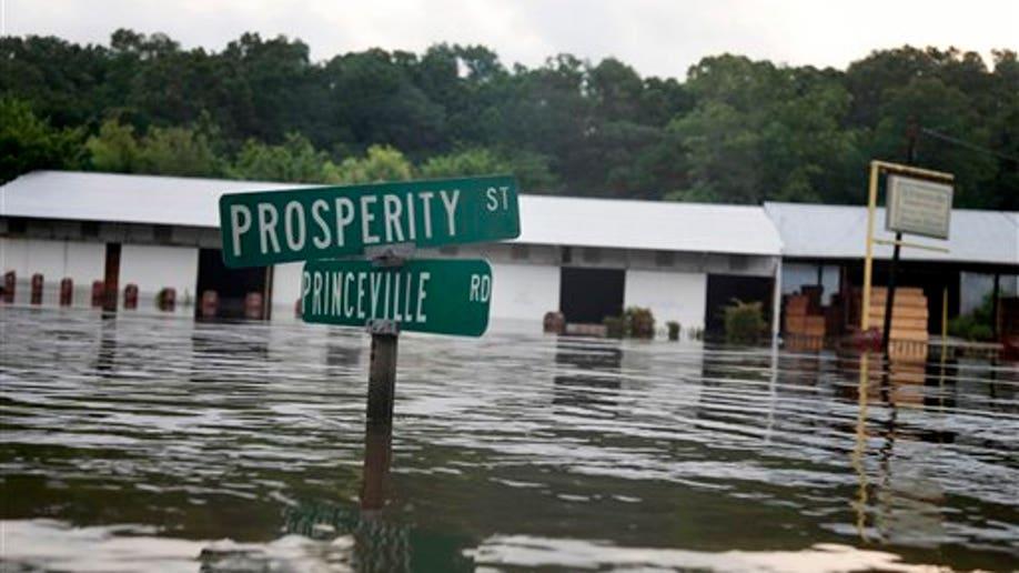 b90b43db-APTOPIX Mississippi River Flooding