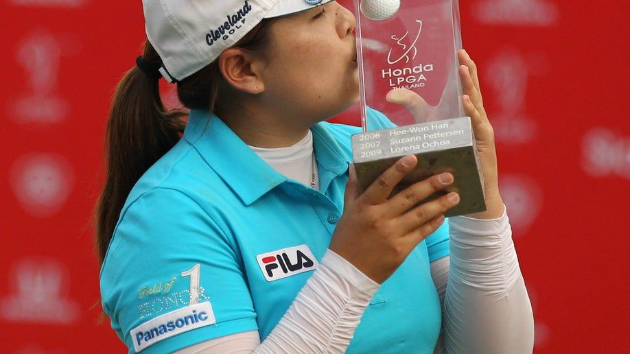 Thailand LPGA Golf