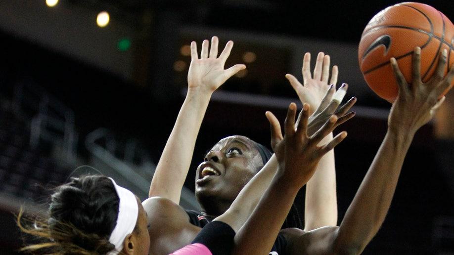 Stanford USC Basketball