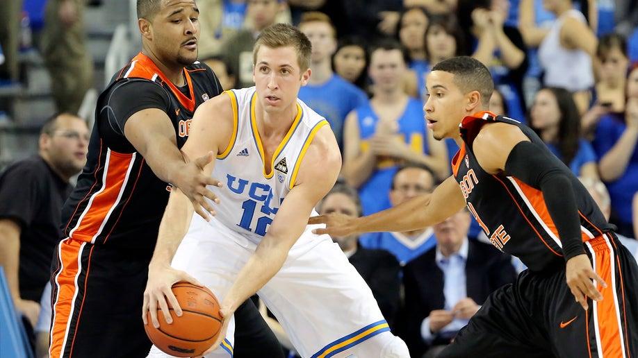 Oregon St UCLA Basketball