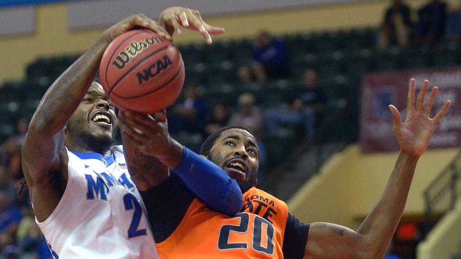Memphis Oklahoma State Basketball
