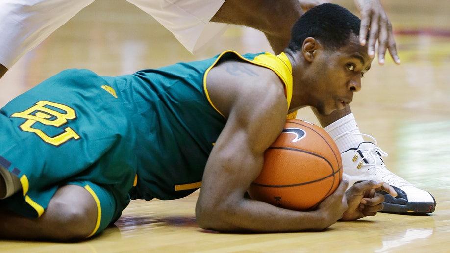 Baylor Iowa St Basketball