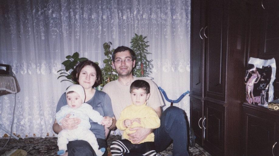 Russia Dagestan Doctors