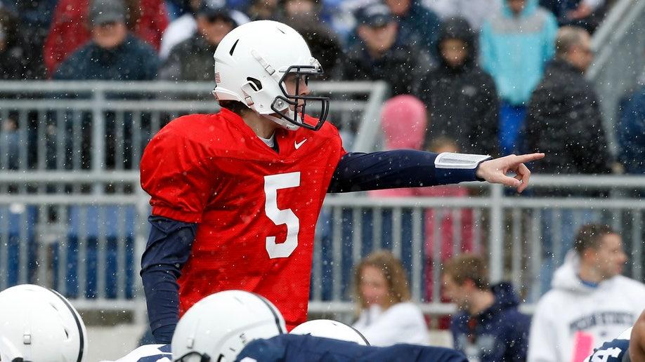 4d51e117-Penn State Spring Game Football