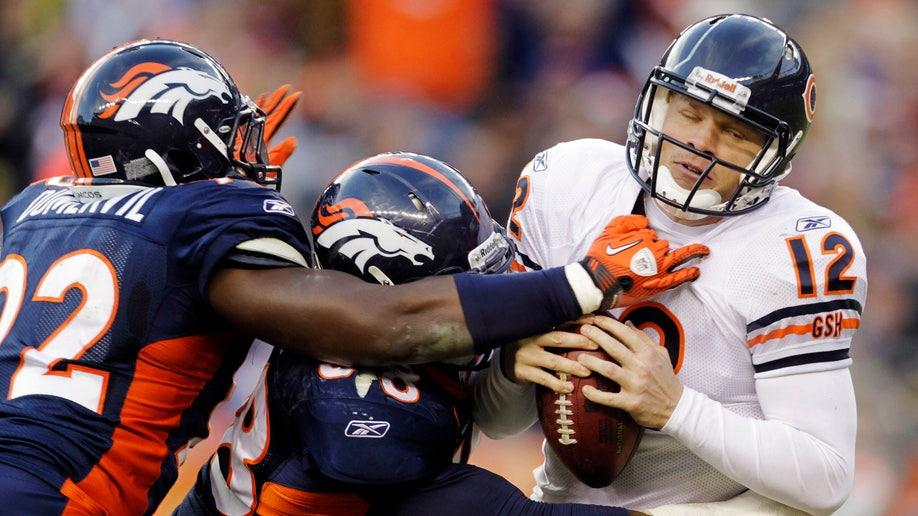 Broncos Doom and Gloom Football