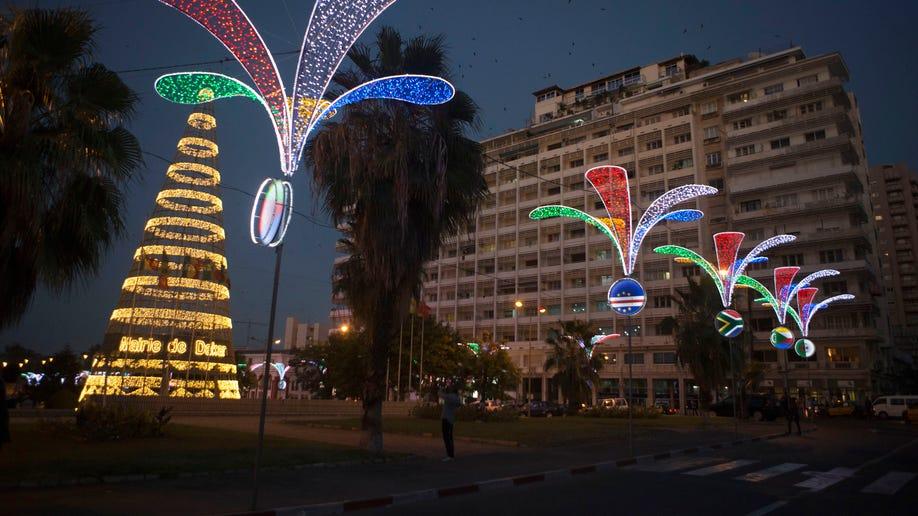 Senegal Muslim Christmas