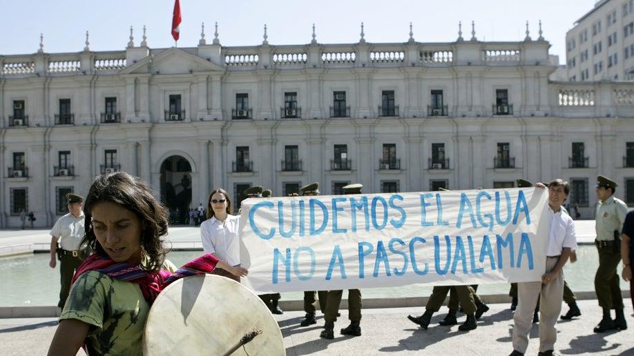 Chile Barrick Gold Latin America