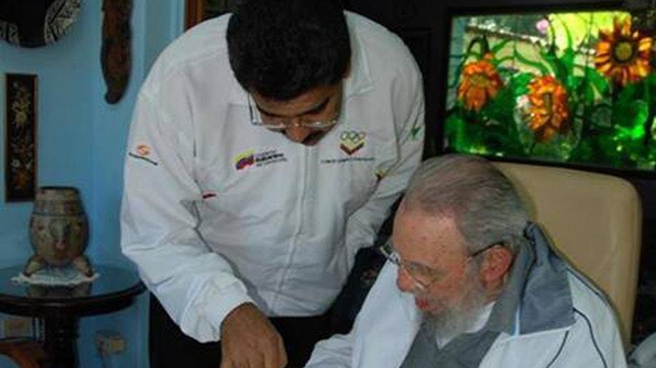 e89f5351-Cuba Fidel Castro Maduro