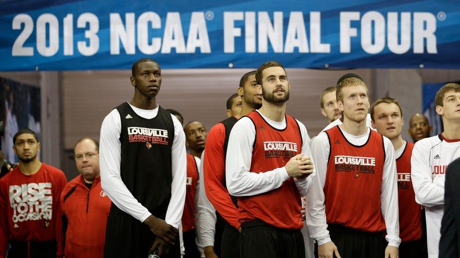 Final Four Louisville Basketball