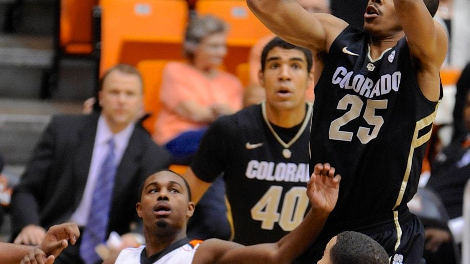 Colorado Oregon St Basketball