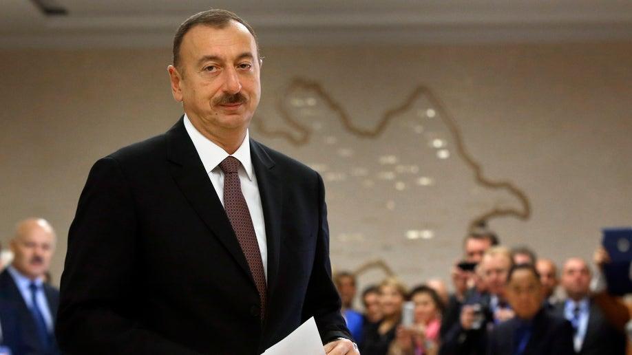 9d0d4294-Azerbaijan Presidential Election