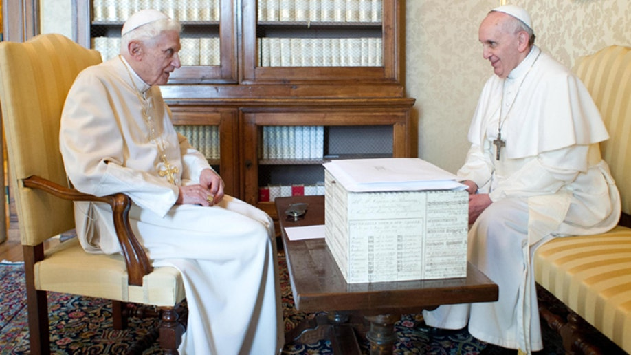 Vatican Benedict XVI