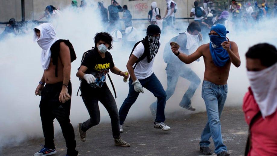 bf5fb0c9-Venezuela Protests