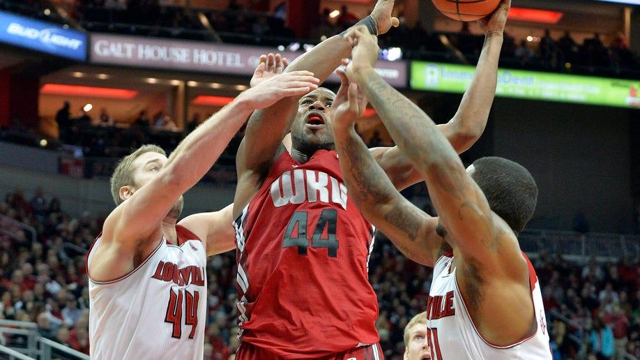 W Kentucky Louisville Basketball