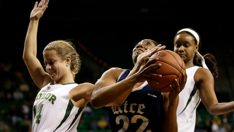 Rice Baylor Basketball