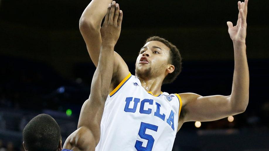 UC Santa Barbara UCLA Basketball