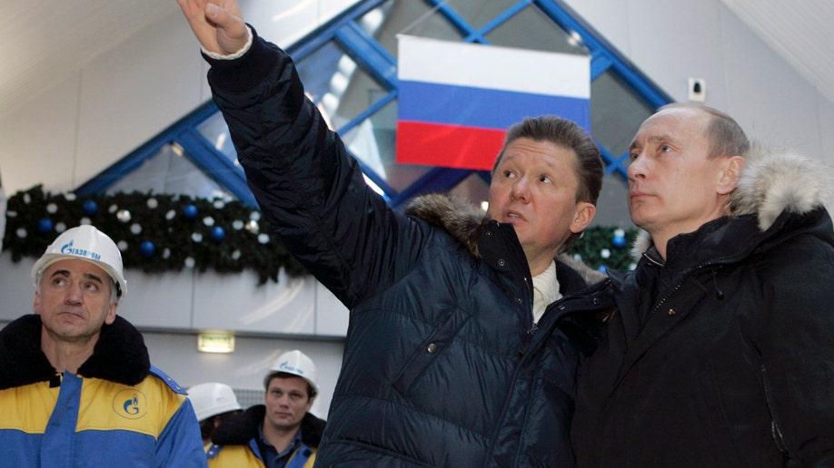 Russia Sochi Oligarchs