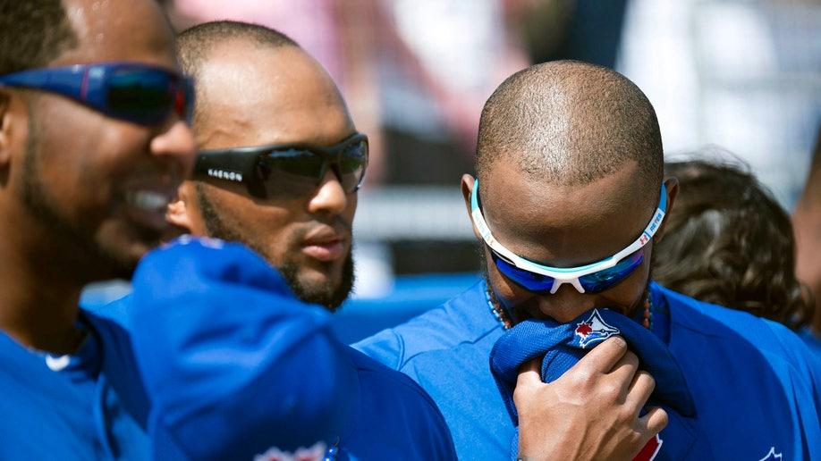 Astros Blue Jays Baseball