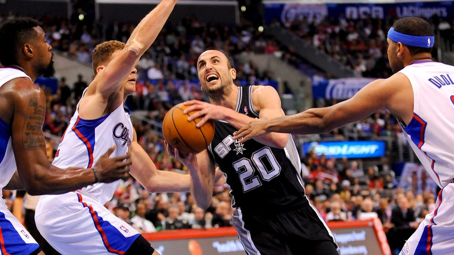 0a0b5ee6-Spurs Clippers Basketball